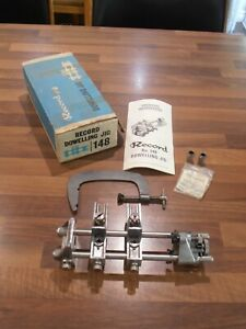 Vintage Record Dowelling Jig Complete with original Box