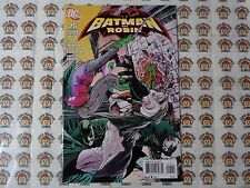 Batman and Robin (2009) DC - #25, Streets Run Red Part 3, Winick/Tocchini, VF/+