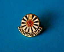 Pin's lapel pin Pins Club Table ronde Round QUATALAGOR  PAST CHAIRMAN  EGF