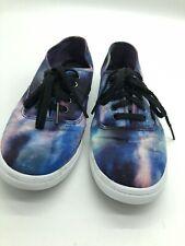 Vans Lace-Up Cosmic Galaxy Space TB4R, Men's Size 6.5 / Women's Size 8, Unisex