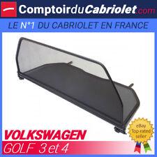 Filet anti-remous saute-vent, windschott Volkswagen Golf 3,4 cabriolet - TUV