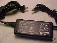 15.2v Epson power supply Perfection Photo 1260 scanner cable electric wall plug