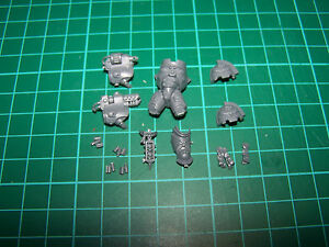 Space Marine Primaris Aggressors Sergeant Pieces (bits)
