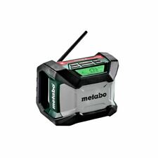 Metabo Akku-Baustellenradio R 12-18 | ohne Akkus im Karton