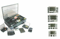 New Fox F Tackle Box - Full Range - Carp Fishing Tackle Box