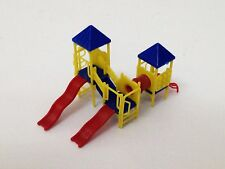 Outland Models Railway Layout Playground Slides for Park Garden Scale HO OO