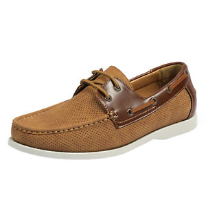 Bruno Marc  Men's Casual Moccasins Loafer Classic Boat Shoes Size 5-13 US