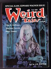 Weird Tales - Fall 1989 - Nina K Hoffman, Jonathan Carroll, Reginald Bretnor