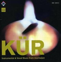 Instrumental and Vocal Music From Azerbaijan [CD]
