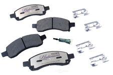 Disc Brake Pad Set-Ceramic Pad Kit with hardware Front Autopartsource VP1169K
