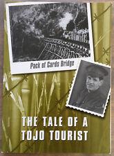 The Tale Tojo Tourist WWII Australian POW Changi Japanese Coalmine Signed Book