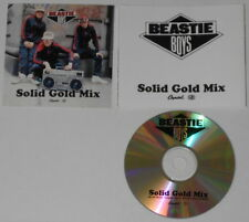 Beastie Boys  Solid Gold Mix EP  U.S. promo cd