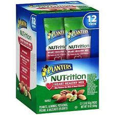 FRESH Planters NUT-rition Heart Healthy Mix - 1.5 oz. bags - 12 ct. - CHEAP