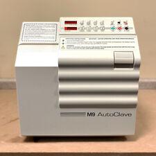 Midmark Ritter M9 Autoclave Steam Sterilizer Refurbished