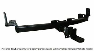 Towbars European Style Tongue to Suit Volvo V60 03/2011 - ON, S60 04/2010 - ON
