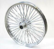"Harley Custom Big King Spoke Felge vorne chrom 21X3.50"" DOT"