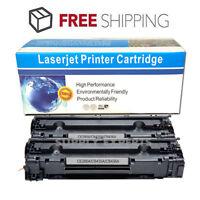 2PK 35A CB435A Laser Toner Cartridge Compatible For HP LaserJet P1005 P1006