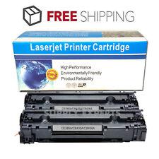 2pk CB435A 35A Laser Toner Cartridge Compatible for HP LaserJet P1005 P1006