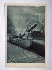REGIA MARINA MILITARE sommergibile SILURO submarine U boot vecchia cartolina