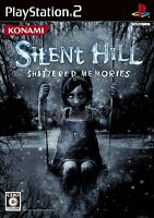 PS2 Silent Hill: Shattered Memories Japan F/S