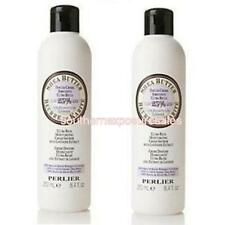 Perlier (2) 8.4oz Shea Butter with Lavender Extract Moisturizing Cream Showers
