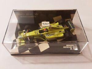Minichamps 1/43 Minardi F1 Showcar 2000 M. Gene - 430 000 070