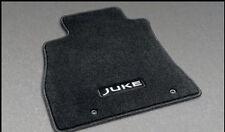 NEW OEM 2011-2014 NISSAN JUKE OEM 4 PCE CARPET FLOOR MATS - BLACK