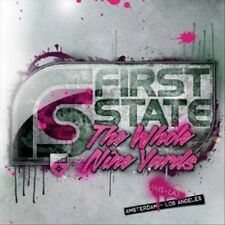 The Whole Nine Yards * by First State (CD, Oct-2011, 2 Discs, Black Hole)