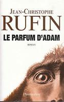 Livre le parfum d'Adam Jean-Christophe Rufin 2007 Flammarion book
