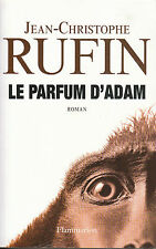 Livre le parfum d'Adam Jean-Christophe Rufin book