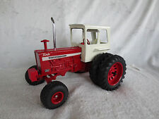 ERTL 1/16 INTERNATIONAL IH 1456 DIAMOND TIRES CHROME MUFFLER  FARM TOY TRACTOR