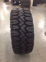 4  LT295/70R17 Milestar Patagonia Mud Tires 2957017 MT R17 LRE 10 ply