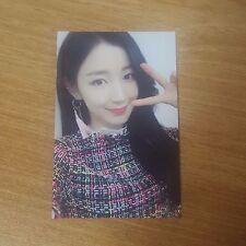 GUGUDAN gu9udan HANA 하나 Official Photocard 2nd Mini Album Act.2 Narcissus Card