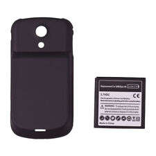 3500mAh Extended Battery + Cover Door Case For Samsung Galaxy S II Epic 4G