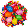 500 Water Balloons Refill Kit  + 500 Rubber Bands + 2 Refill Tools All in 1 Pack