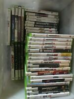 Xbox 360 Game LOT * Xbox 360 * PICK AND GAME ON!!