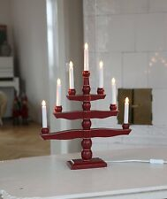 Star Tranding 54 x 42 cm Wood 7-Light Tradition Candlestick