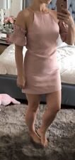 C/meo Collective Blush Dress Mini Size Small Gorgeous SEXY