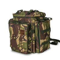 Saber Camo Rucksack Backpack Fishing Camping Bag DPM Hiking Travel Carp Tackle
