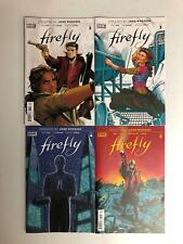 8x Firefly #3 4 5 6 7 9 11 ~Whedon ~ Pak ~ Boom ~ Nm