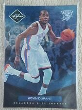 KEVIN DURANT 2011-12 PANINI LIMITED CARD #32 266/299