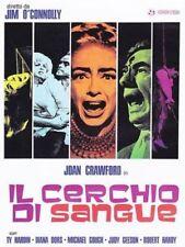 Dvd IL CERCHIO DI SANGUE - (1967) *** Joan Crawford **  ....NUOVO