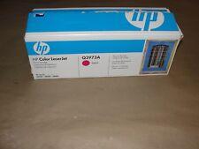 Q3973A 123A Genuine HP Magenta Toner Color LaserJet 2500L 2550LN 2550 2800 $