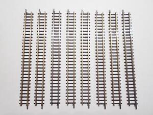 MÄRKLIN MINICLUB 8500 gerades Gleis 8 Stück (51732)