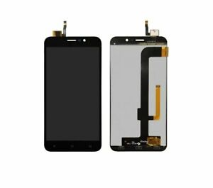 Black Full display LCD + Touch Screen 5.2 inch For Cubot Note S