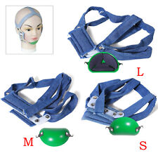 Dental Orthodontic Headgear High Pull Gear With Rigid Chin Head Cap Strap 3 Size
