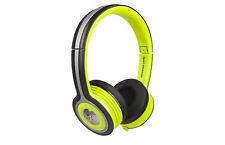 Monster iSport Freedom Headband Headphones - Black/Green