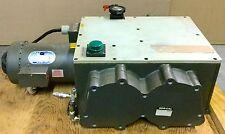 VARIAN DVP-500 OIL-FREE VACUUM PUMP 16CFM 1HP 208-230/460V 3PH REBUILT CONDITION