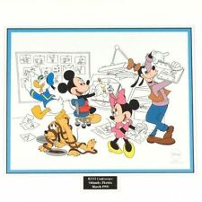 Mickey Mouse Collectable Animation Art Items