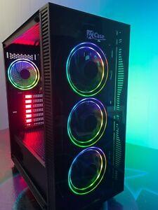 RYZEN 7 5800X | 32GB | 1TB SSD +2TB  | RTX 3070 | GAMING DESKTOP PC W10PRO